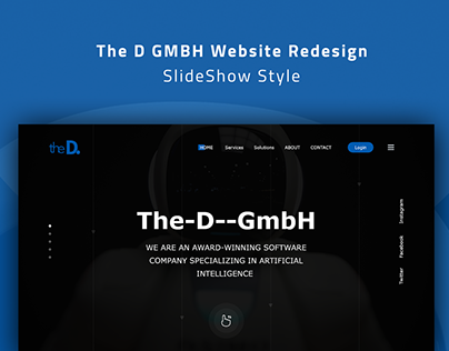 The D. Site Redesign