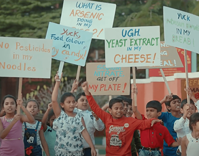 The Clean Food Movement - An initiative by Pure & Sure