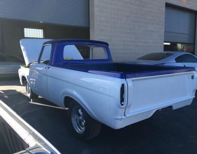 62 Ford Unibody