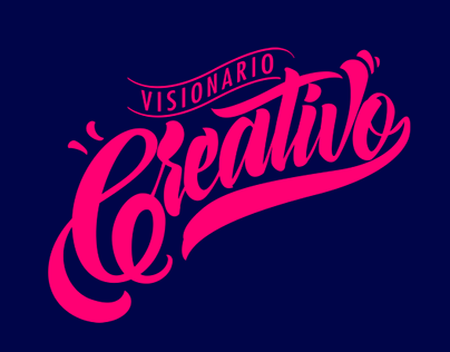 Visionario Creativo. Live Screen Printing.