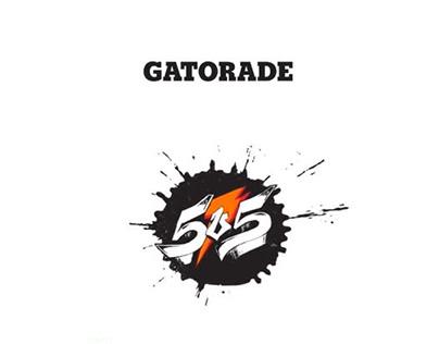GATORADE 5V5 #ROADTOCARDIFF