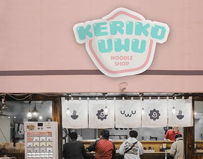 Keriko UWU - Noodle Shop