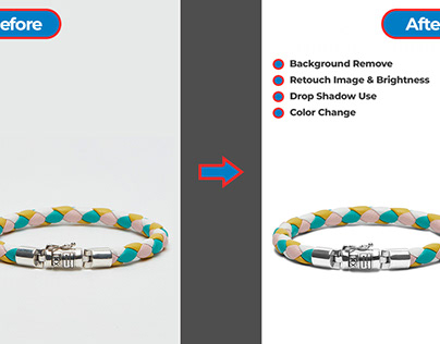 Background Remove & Other work