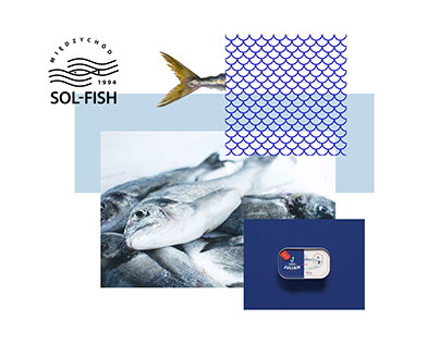 Sol-Fish | Rebranding, packaging & website