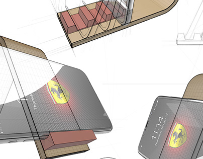 iPhone Holder Concept