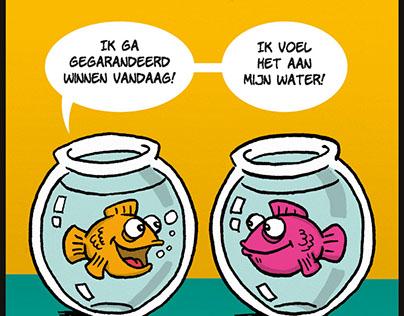 Cartoons Hasselt 2013