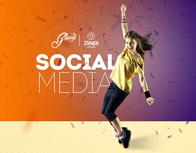 Glam Gateways Social Media
