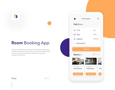 Room Booking App