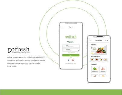 Grocery App (UI/UX)