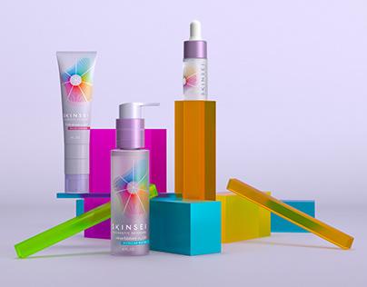 JDO creates identity for new skincare brand, Skinsei