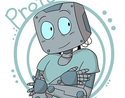 Original Character Exploration: Proto