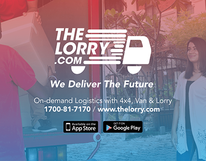TheLorry.com mobile app (customer's app)
