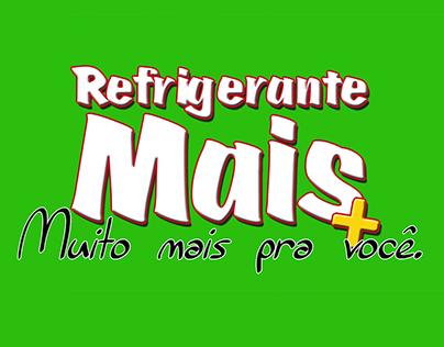 Refrigerante MAIS | Publicidade & Design Gráfico