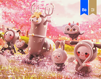 Sesi; Four Seasons Characters