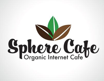 Sphere Cafe Logo - Organic Internet Cafe