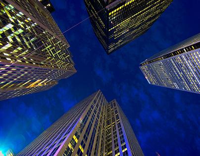 Look Up Look Way Up