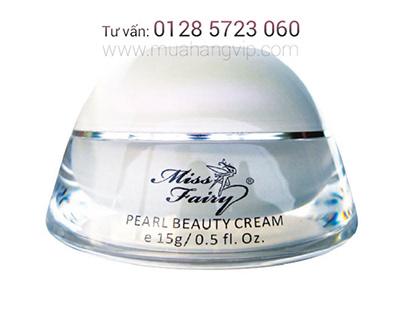 Kem dưỡng trắng da Miss Fairy Ngọc trai - Pearl Beauty