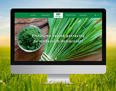 Green Ways — website