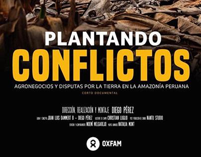 OXFAM - Póster de corto documental