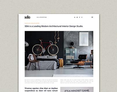 SDA Interior Design Company