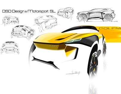 Golem Project by DSD Design & Motorsport