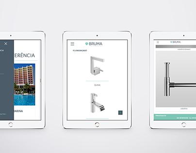 Bruma - Website
