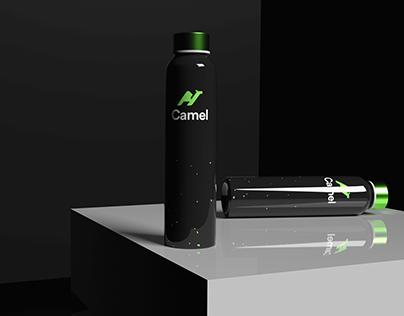 Camel Brand Design.