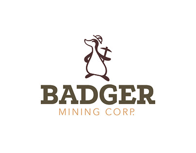 Badger Mining Corporation Brand Identity Redesign