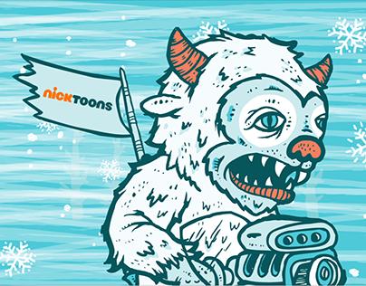 Nicktoons Winterfunderland 2013