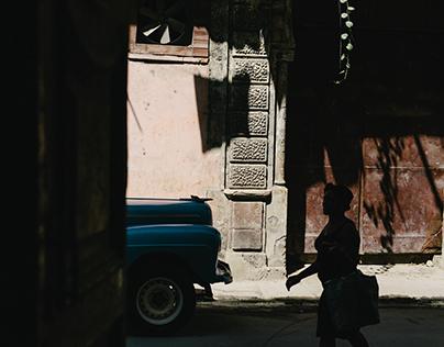 La Habana, at the street - march 2016