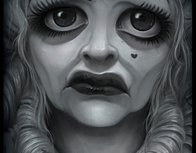 """What Ever Happened to Baby Jane?"" fanart"