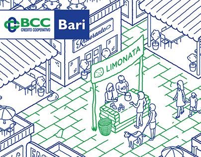BCC Bari Campaign 2015