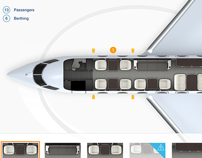 Gulfstream Aerospace: Cabin Config App