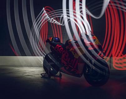 KTM Red Bull MotoGP CAPSULE / Video & Photo
