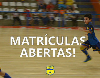 Campanha - Golaço Escola de Futsal
