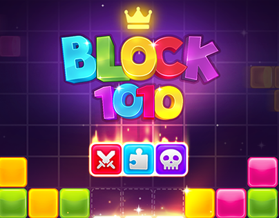 Block 1010 mobile game