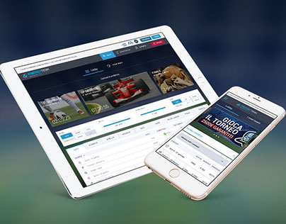 Fantasy Team Website and Mobile