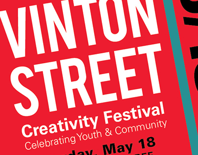 Vinton Street Creativity Festival