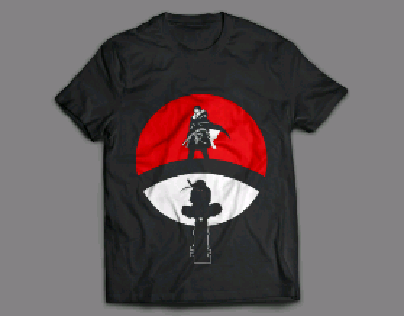 Uchiha T-shirt Design