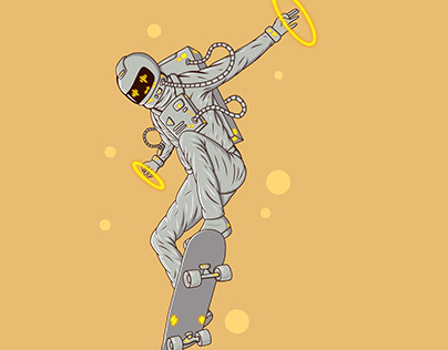 Bundle Astronaut Skate