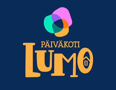 LOGO/IDENTITY: Päiväkoti LUMO