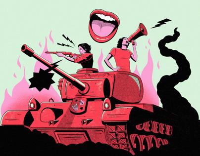 Riot Grrl poster