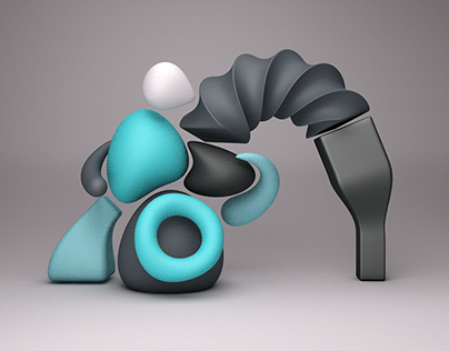 3d art with deformers