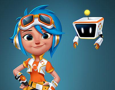Buildbox Mascot