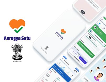 Aarogya Setu - A Heuristic Overview