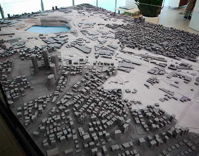 Scale Model of Kartal, ISTANBUL