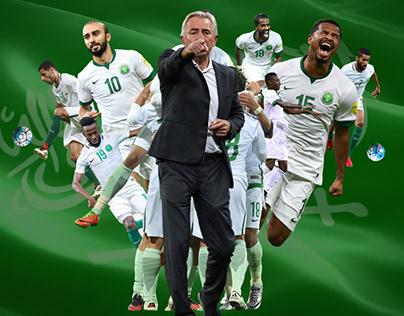Saudi Arabia at World Cup History
