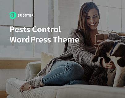 Bugster   Bugs & Pest Control WordPress Theme