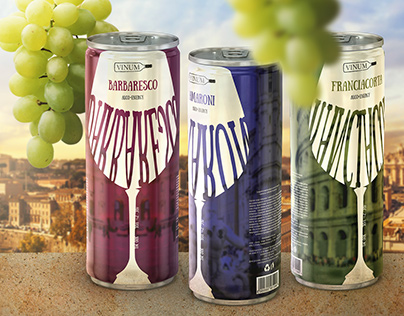 Energy drinks «VINUM»