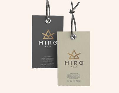 Hero Wear Brand Design